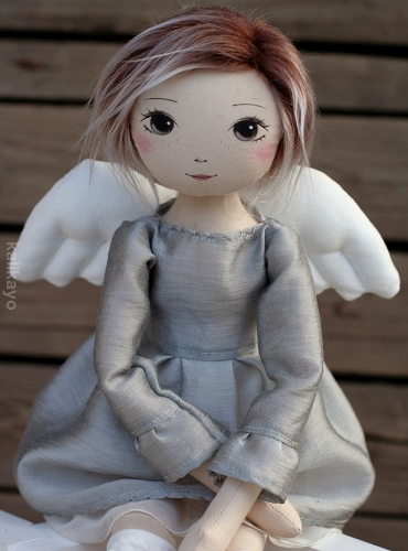 Alija – the romia doll