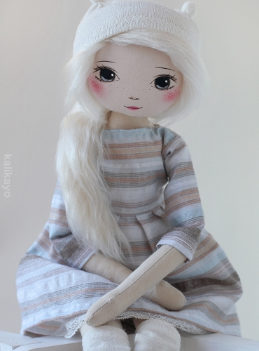 Leilani – the romia doll
