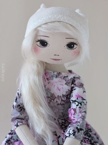 Candace – the romia doll