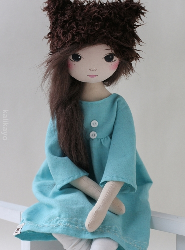 Bethany – the romia doll