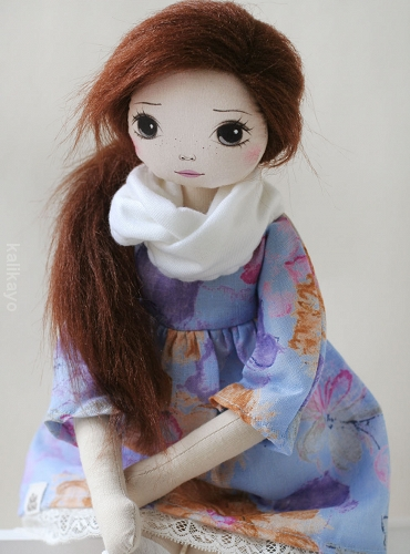 Nell (romia doll)