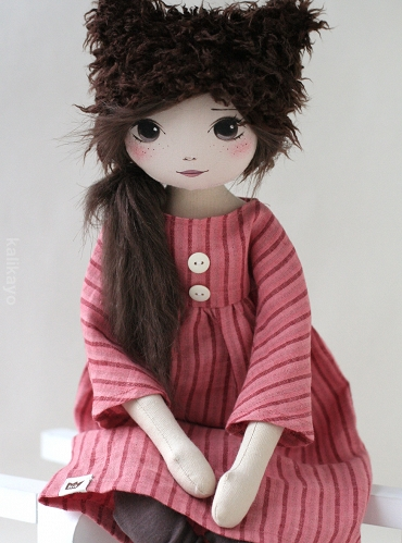 Geraldine – the romia doll