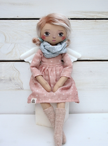 Clara (little romia doll)