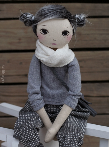 Luti – the romia doll