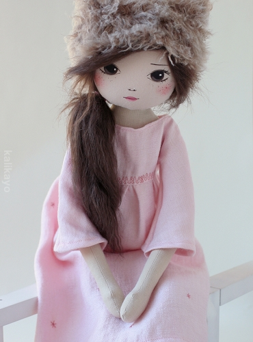 Kristina – the romia doll