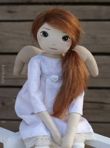 Atea – the romia doll