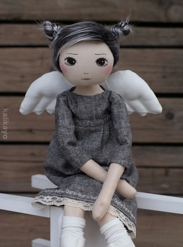 Abi – the romia doll