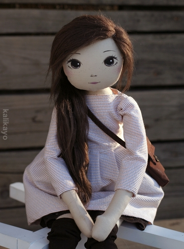 Nonika – the romia doll