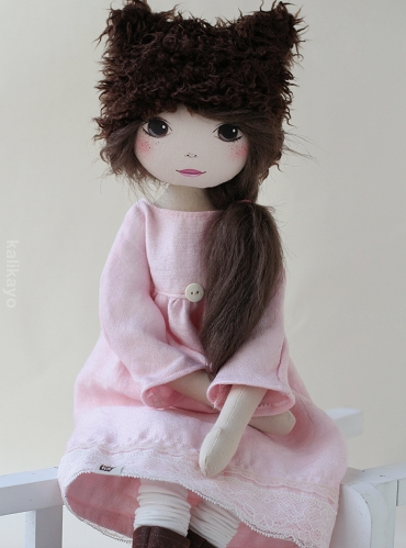 Layla – the romia doll