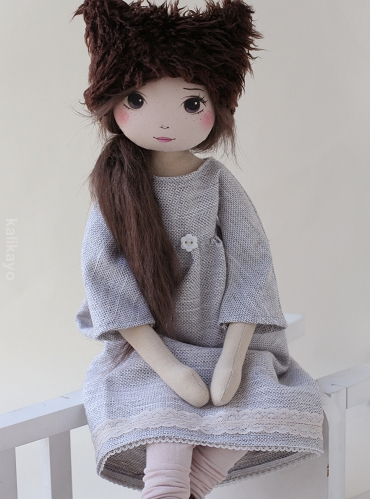 Alison – the romia doll