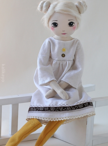 Mathilda – the romia doll