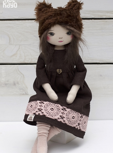 Bridget (little romia doll)