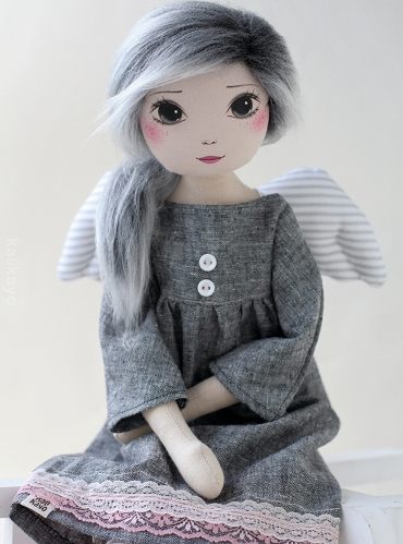 Coralie – the romia doll