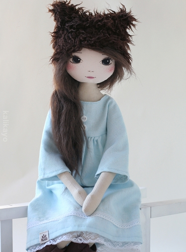 Marissa – the romia doll