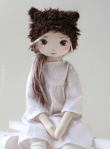 Kasey – the romia doll