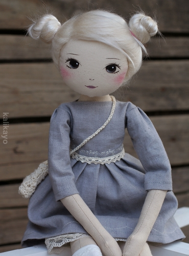 Kotti – the romia doll