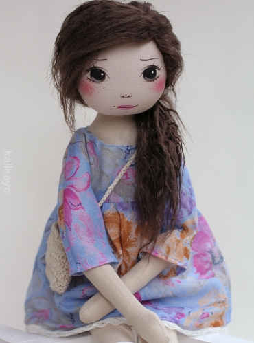 Tayah – the romia doll
