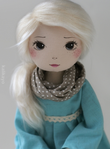 Camille – the romia doll