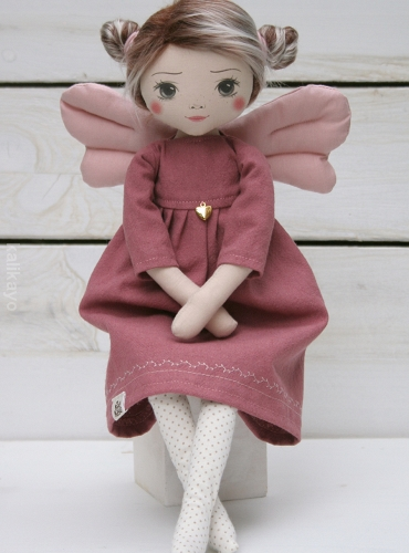 Mallory (little romia doll)